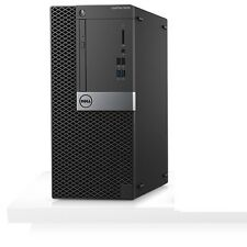 DELL Optiplex 5050 Mini Tower PC, i5 7500, 16GB, 500GB, 3 ANNO DI GARANZIA