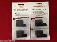 M1 Garand 5 Rd Clip  Made in USA by Govt. Contractor Quantity 4