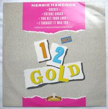 "Herbie Hancock-Rockit/Future Shock-uk-12""-maxi > Old ORO"