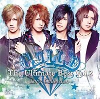 GUILD-THE ULTIMATE BEST VOL.2 -LOVE COLLECTION--JAPAN CD E25
