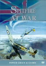 Spitfire at War (New DVD) Aviation Aircraft Planes Warbirds Supermarine Vickers