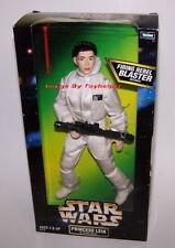 Star Wars Princess Leia Hoth Gear Poseable Doll Action Figure Kenner 1998 NIB