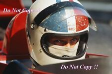 Chris Amon Martini Racing Team Tecno F1 Portrait 1973 Photograph