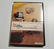 Microsoft Office 2003 Student and Teacher Edition with Product Key Complete