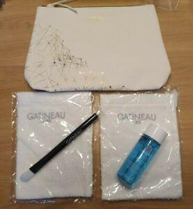 Gatineau Bundle FLORACIL PLUS 118ml Makeup Cleanser, Brush, Bag and Wash Clothx2