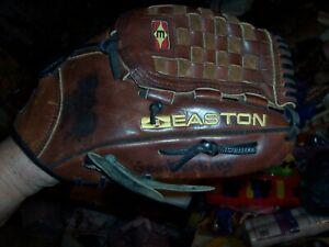 "Easton D-PRO-50 12"" Baseball Softball Glove Right Hand Throw Owners Name"