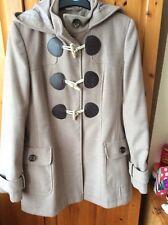 Woman's Fawn Style Duffle Coat