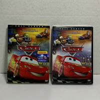 Disney Pixar Cars DVD Widescreen W/Slipcover (NEW/SEALED)