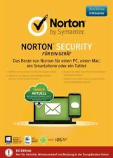 NORTON (Internet) Security 2.0 (2018) 1 Gerät - 1 Jahr  (PC/Mac/Tablet/Ph.)
