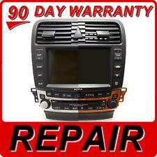 REPAIR 04 05 06 07 08 Acura TSX Navigation CD Disc Changer Player FIX 7GA0 7KR0