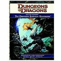 Dungeons dragons dd 5e 5th edition core rulebook players free shipping into the unknown the dungeon survival handbook dungeons dragons jeff morge fandeluxe Choice Image