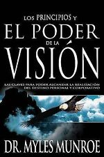 NEW El Poder de la Visio'n by MUNROE MYLES