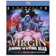 A Virgin Among The Living Dead: Remastered Edition [Blu-ray] DVD, Rosa Palomar,B