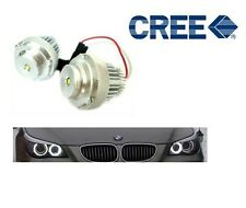 2 AMPOULE LED ANGEL EYES BMW SERIE 5 E60 E61 LCI > 01/2007 SANS XENON