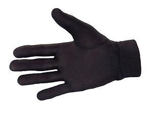 Small Thin Silk liner inner Gloves Ski  motorcycle skiing walking cycling