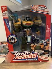 Brand New Sealed Transformers Animated Leader Class Roadbuster Ultra Magnus