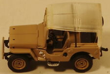 DTE RARE MATCHBOX MOY YYM35055 1945 MILITARY JEEP W/CLEAR PLASTIC ROOF PREPRO