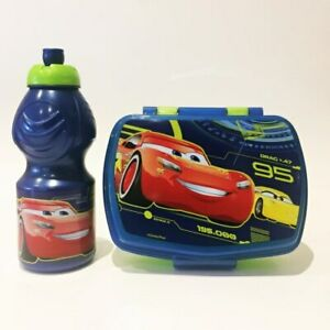 Cars 3 - 2pc Lunch Set