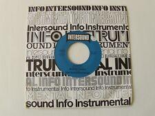 "MLADEN FRANKO & The Dreamland Strings : Sonatina - 7"" 45T INTERSOUND ISS 141"