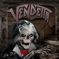 VENDETTA - The 5th - CD - 200970
