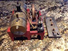 Vintage Weeden Mfg. Co. #14 Toy Steam Engine.  Has some issues!