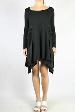 Viscose Regular Size Solid ASOS Dresses for Women