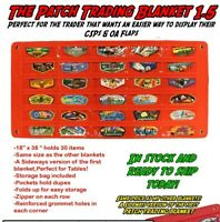 The Patch Trading Blanket 1.5 Fits 30 CSPs/JSPs/OA Flaps for 2019 World Jamboree