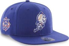 Forty Seven 47 Brand New York Mets Sure Shot MLB Snapback Cap Limited Edition