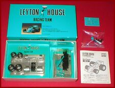 Ben Hobby Leyton House Racing Team F-1 March 871 Pullback Motor Model Kit