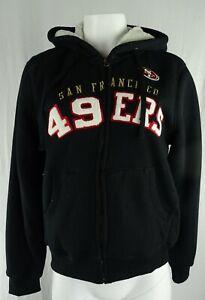 San Francisco 49ers NFL G-III Women's Full Zip Hoodie