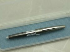 "Pentel Japanese Mechanical pencil ""Kerry"" with Case / 0.5mm Smoky Gray New!"