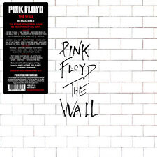 Pink Floyd THE WALL (EU) 11th Album 180g REMASTERED Gatefold NEW VINYL 2 LP