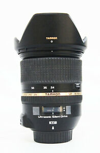 # Tamron SP A007 24-70mm F/2.8 Di VC USD Lens For Nikon S/N 077189