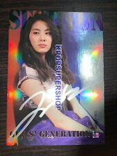 Seohyun Autographed Signed Star Card 2.5 Photocard SNSD Girls' Generation 1