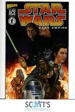 STAR WARS DARK EMPIRE  #13  WIZARD ACE   NM-