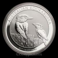 2017 1 oz Silver Australian Kookaburra GEM BU Coin Perth Mint .999 Roll 3