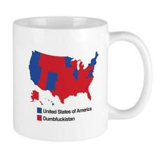 Funny Dumbfuckistan Coffee Cup 11 oz Ceramic 350 ml Tea Mug