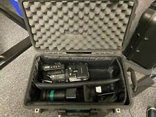 Sony NEX-FS700R Camcorder - Lightly Used with Pelican Case
