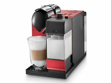 Delonghi EN521R Lattissima+ Nespresso Capsule Coffee Machine - Red - RRP $579.00