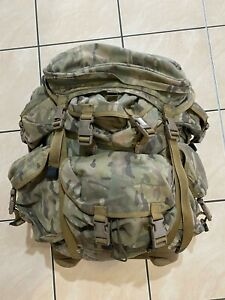 Large Field Camping Pack Alice Tactical Tailor Aluminium Frame Military Army