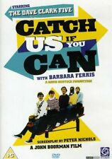 Catch Us If You Can [1965] (DVD) The Dave Clark Five, Barbara Ferris