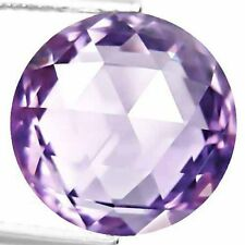 3.57ct 100% Natural earth mined top quality rare aaa violet blue color amethyst