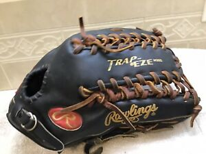 "Rawlings PRO-TB24 12.75"" Heart Of The Hide Baseball Softball Glove Right Throw"