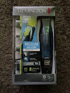 Remington I Vacuum All In One Multi Groomer 7000