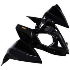 Polaris OUTLAW 450 500 525 IRS S Maier FRONT Fender Plastic Black