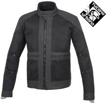 Tucano Urbano Mens Motorbike/Motorcycle Waterproof Textile Jacket CE Armour XL