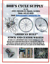 """HD HARLEY WHEEL BEARING REDUCER PR GOING FROM 1"""" down to 3/4"""" Axles Made in USA"""