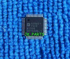 1pcs AD9951YSVZ AD9951YSV 100% Original ADI DDS DAC 14BIT 1.8V TQFP-48
