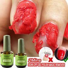 Remover UV Gel Polish Burst Remove Gel Easy UV Nail Gel Nails Remover Soak Off