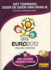 PANINI ALBUM  EURO 2012 POLAND-UKRAINE (SPECIAL EDITION ALBERT HEIJN)